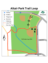 Park Meadows Mall Map Altair Park South Suburban Parks And Recreation Highlands