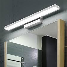 Acrylic Bathroom Mirror Thrisdar 9w 12w Anti Fog Acrylic Bathroom Mirror Light Waterproof