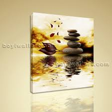 art painting for home decoration shui zen art painting contemporary home decoration idea hd print