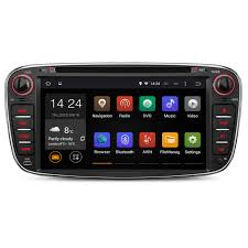 ford focus mk2 android 5 1 head unit radio stereo bluetooth wifi