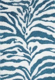 Zebra Area Rugs Turquoise Shag Zebra Print Rug Animal Print Design Cheap Area