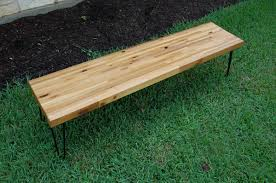 Simple Wood Bench Plans by Harmony Outdoor Bench Plans In Set U2014 Outdoor Furniture