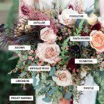 Wedding Flowers October Fall Wedding Flowers List Best 25 October Flowers Ideas On