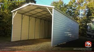 Car Port Roof Metal Carports For Sale Get Prices On Custom Steel Carport Kits