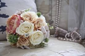 silk bridal bouquets pin by granacki on wedding flowers weddings