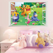 Cheap Nursery Wall Decals by Online Get Cheap Tiger Wall Decal Aliexpress Com Alibaba Group