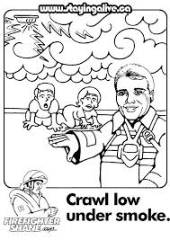 course fire safety printable coloring pages 8f4c4 education