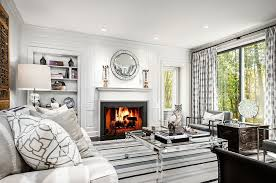 Monochromatic Living Rooms | 20 monochromatic living rooms in white full of personality
