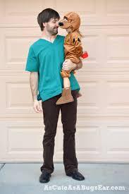 diy shaggy u0026 scooby doo costume