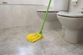 How To Clean Bathroom Floor by Can I Clean The Bathroom Floor With Toilet Bowl Cleaner Home