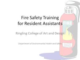 Ringling College Of Art And Design Jobs Fire Safety Training For Resident Assistants Ringling College Of