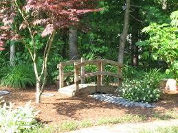 Backyard Bridge Japanese Garden Bridge Asian Landscape Portland By Harmony