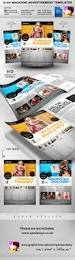 the 25 best advertisement template ideas on pinterest