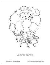 mardi gras clip art black and white google search beta