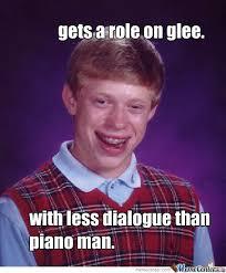 Glee Memes - sucks to glee u by marco ge 79 meme center