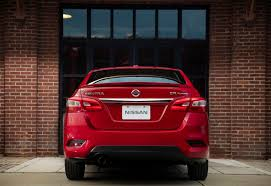 nissan sentra year to year changes 2017 nissan sentra goes on sale from 16 990