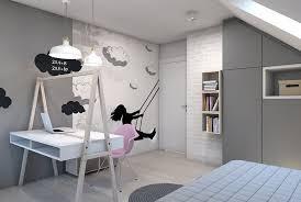 deco chambre enfant design déco murale chambre enfant papier peint stickers peinture