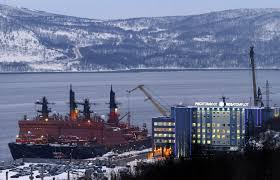 Russia Equipped Six Military Bases putin instigating biggest russian arctic military buildup since