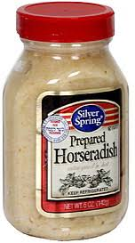 what is prepared horseradish silver prepared horseradish 5 0 oz nutrition information