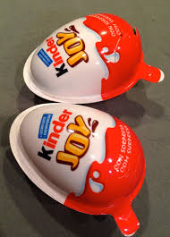 egg kinder the smuggling of the kinder egg and else foreign affairs
