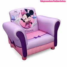 kids upholstered chairs with images of mickey mouse