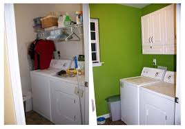 laundry room before and after world market home furnishings