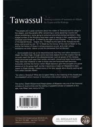 Seeking Meaning Tawassul Seeking A Means Of Nearness To Allah Its Types And Its