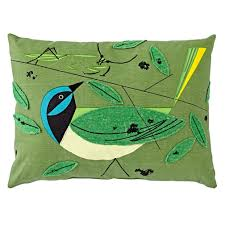 Forest Green Bathroom Rugs by Charley Harper Artist Collection The Land Of Nod
