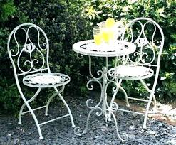 outdoor iron table and chairs outdoor metal table and chair set rosekeymedia com