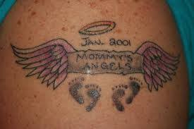 small mommys in loving memory picture tattoomagz