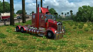 dealer kenworth kenworth sar t908 1 6 x truck for ats ats mod american truck