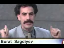 Borat Very Nice Meme - borat veryexcite 30sec youtube