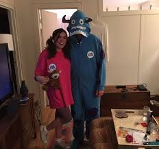 Boo Monsters Halloween Costume 25 Sully Boo Ideas Funny Disney
