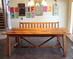 trestle tables reclaimed wood furniturereclaimed wood furniture