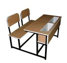 college furniture classroom desk chair manufacturer from hyderabad