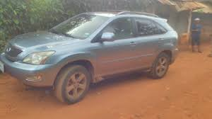 price of lexus jeep rx 330 in nigeria clean reg 04 05 lexus rx330 4 sale in awka within the shortest