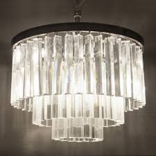Small Chandeliers Uk Timothy Oulton Odeon Small 3 Ring Chandelier Homes Of Elegance