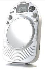 Clock For Bathroom Bathroom Radio Ebay