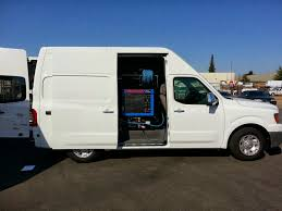 nissan cargo minivan vacaville nissan fleet nissan nv cargo van with carpet cleaning