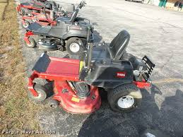 toro timecutter z5000 ztr lawn mower item ax9104 sold n