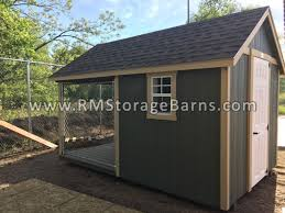 dog shelters rocky mountain storage barns