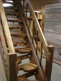 Alternate Tread Stairs Design Jefferson Created The Alternating Tread Stairs To Save