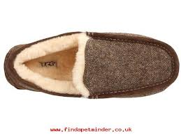 ugg ascot sale mens 8361431 exclusive s slippers ugg ascot tweed sale