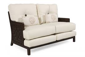 Mathis Brothers Patio Furniture by Castelle Spanish Bay Patio Loveseat Mathis Brothers Furniture