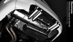 e46 bmw performance exhaust eisenmann performance exhaust system bmw e46 m3 eis004