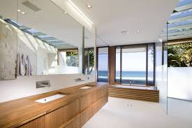 natural luxury contemporary modern beach house that has white