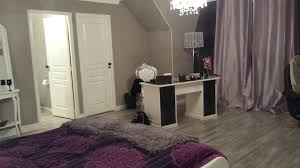 deco chambre romantique indogate com deco chambre noir violet