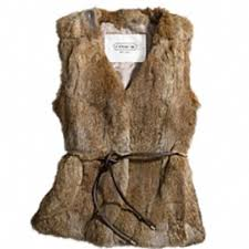 Colorado travel vests images Best 25 rabbit fur vest ideas faux fur gilet fur jpg