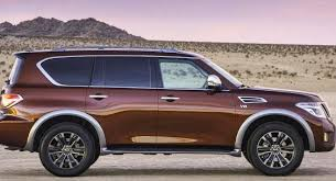2017 nissan armada platinum interior 2017 nissan armada aggressive style and enhanced safety tech