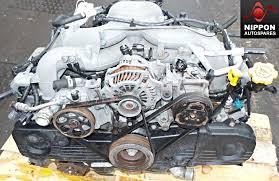 subaru legacy engine legacy ej253 2 5 sohc engine